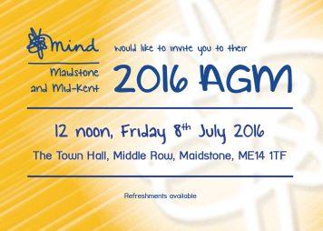 MMK Mind's 2016 AGM