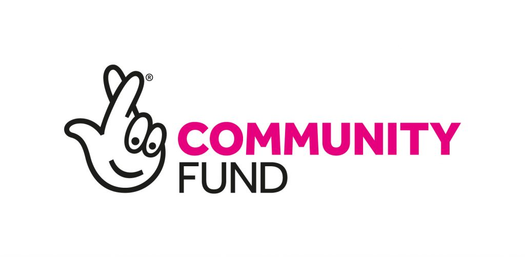 Reaching Communities - Youth Support In Maidstone & Swale - National Lottery Community Fund Logo