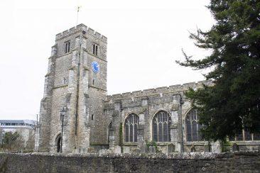 Maidstone Walking Group - Church
