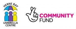 Mental Health Awareness - Umbrella Centre and Community Fund logos