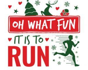 Brighton Marathon- Oh what Fun it is to Run graphic