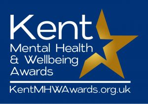 Kent Mental Health and Wellbeing Awards Logo