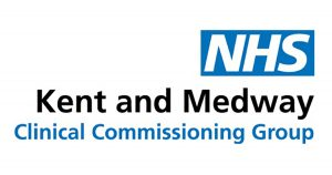 Cafe Services - NHS Kent and Medway Clinical Commissioning Group logo